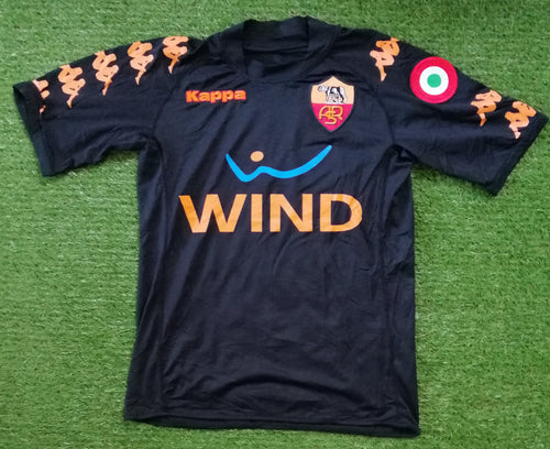 AS Roma Third Shirt 2009 2010 XS