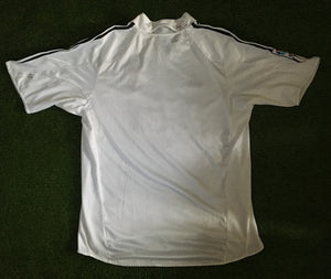Real Madrid Home Shirt 2004 2005 L