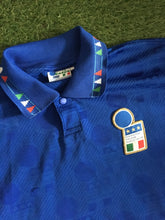 Load image into Gallery viewer, Italy Home Shirt World Cup 1994 S