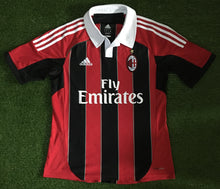Load image into Gallery viewer, Milan AC Home Shirt 2012 2013 M
