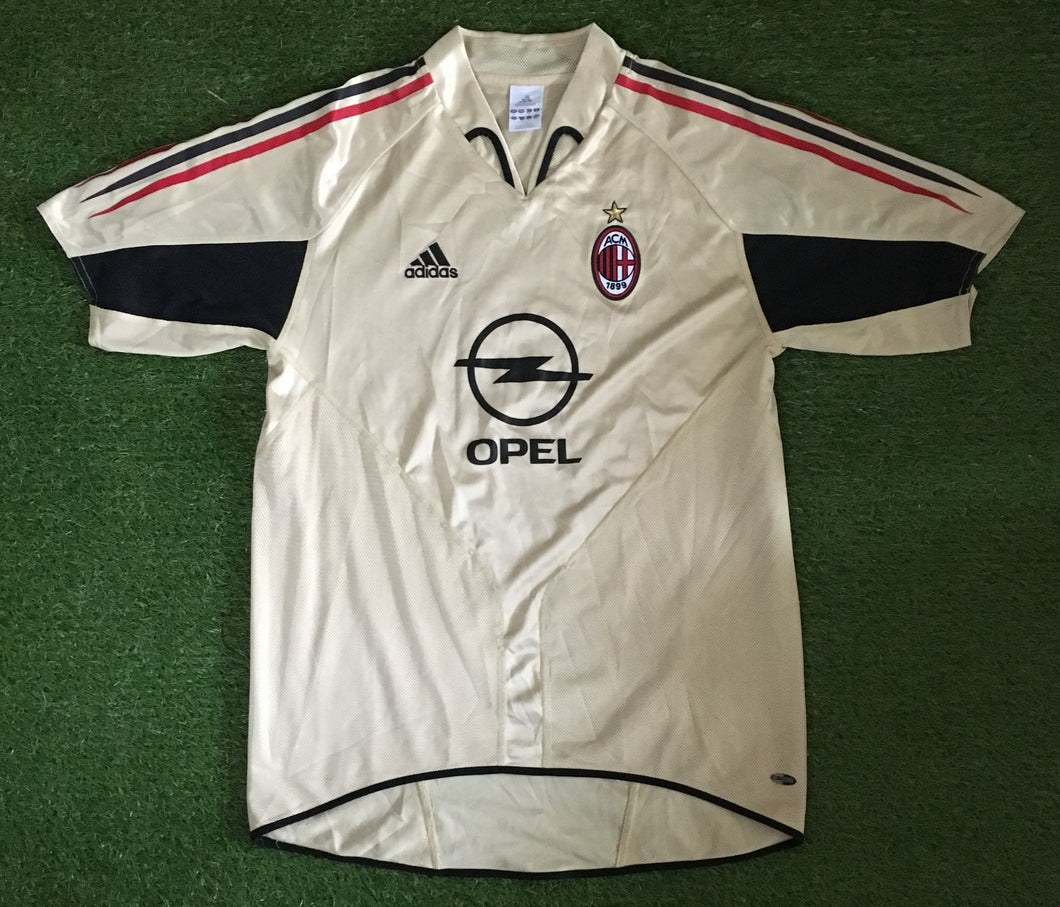 Milan AC Third Shirt 2004 2005 M
