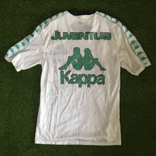 Load image into Gallery viewer, Juventus Turin Training Shirt 1980's S