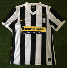 Load image into Gallery viewer, Juventus Home Shirt 2009 2010 S