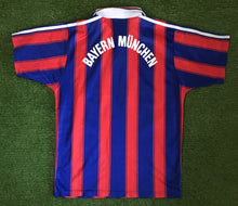 Load image into Gallery viewer, Bayern Munich Home Shirt 1995 1997 S