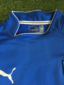 Italy Home Shirt 2003 2004 S