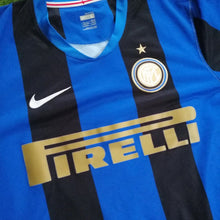 Load image into Gallery viewer, Inter Milan Home Shirt 2008 2009 L