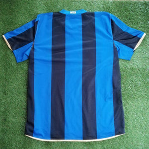 Inter Milan Home Shirt 2008 2009 L