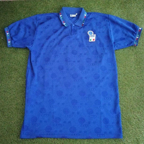 Italy Home Shirt World Cup 1994 XL
