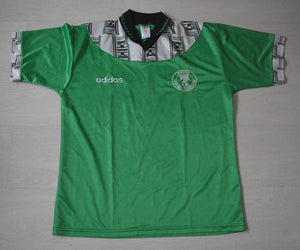 Nigeria Home Shirt World Cup 1994 L