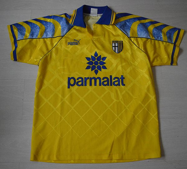 Parma Third Shirt 1994 1996 XL