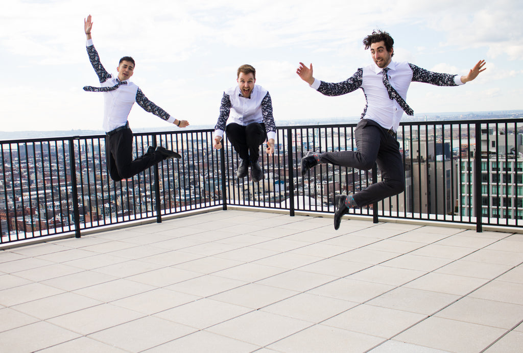 The Groomsmen- Top 5 Types Found in Every Wedding Party