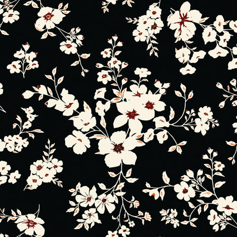 Custom Shirt Pattern Floral
