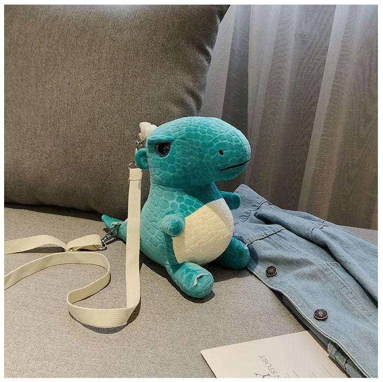 Dodomi™️Fun funny little dinosaur plush bag