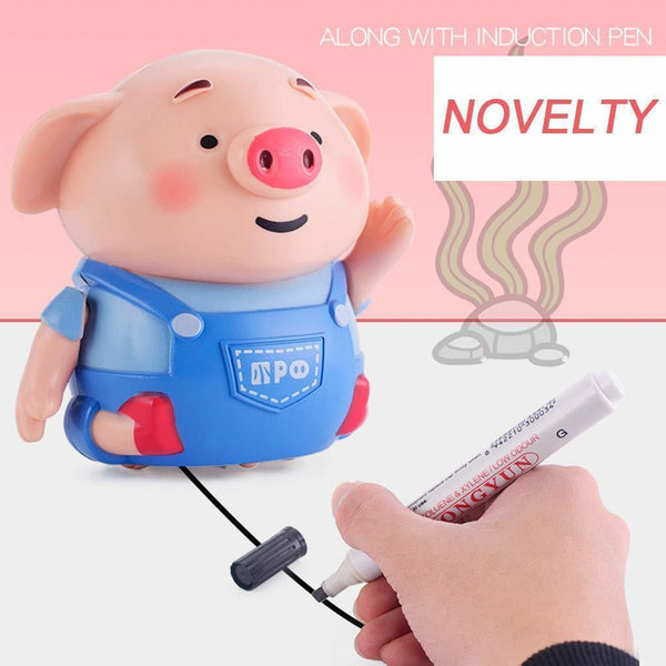 50 % OFF!-Educational Creative Pen Inductive Toy Pig (Buy 2 Free Shipping!)
