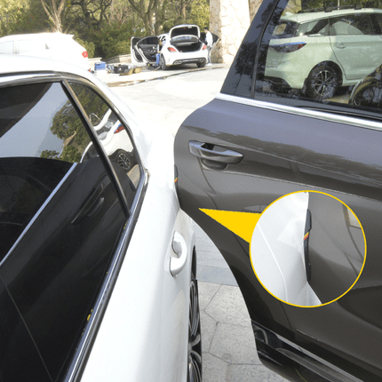 2019 New Silicone Car Door anti-collision strip(1 pack 4pcs)