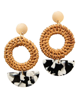 Cabana Earrings • Mixed