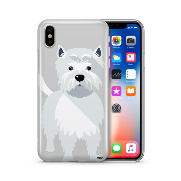 Westie Phone Case Cover