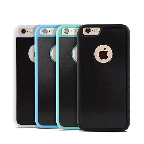 Anti Gravity Nano Suction Cover iPhone Bag Case