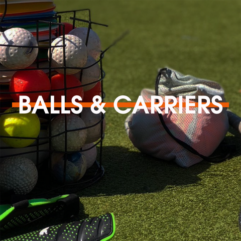 Balls and Carriers