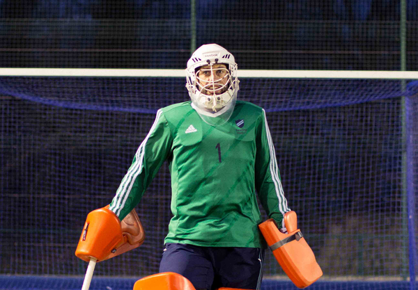 Goalkeeping Upper Body