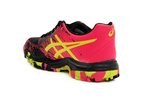 ASICS Gel Blackheath 7 Womens 2019 Black Pink Yellow Heal
