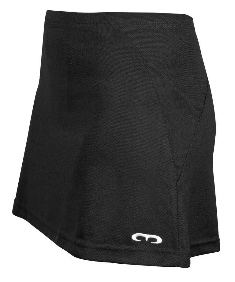 High Performance Skort Black