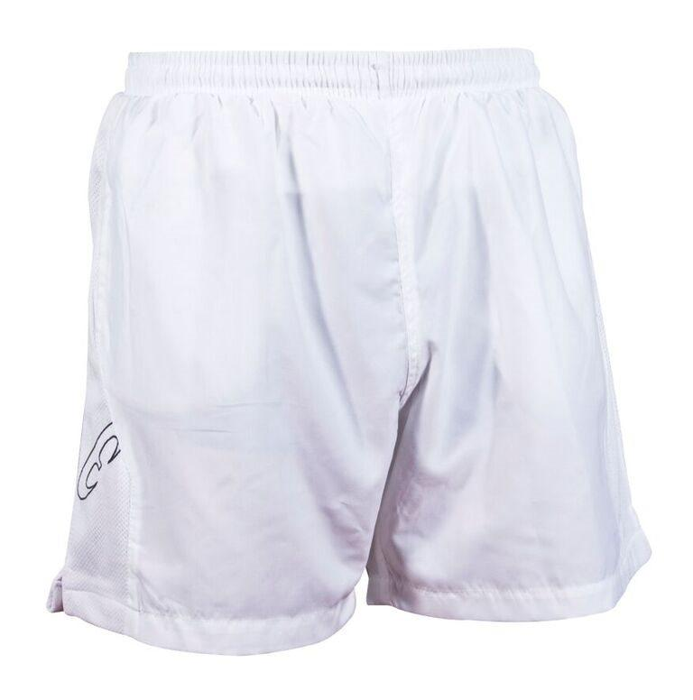 Hi Performance Shorts White | The Hockey Centre