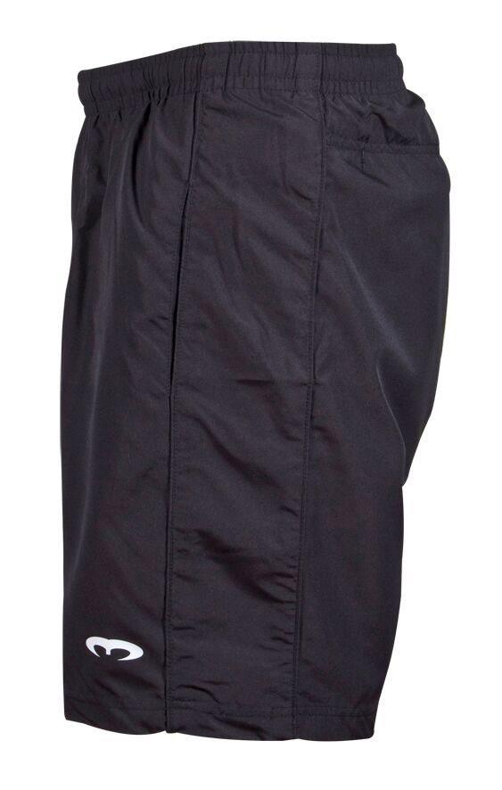 M-Tek Shorts Black Junior | The Hockey Centre