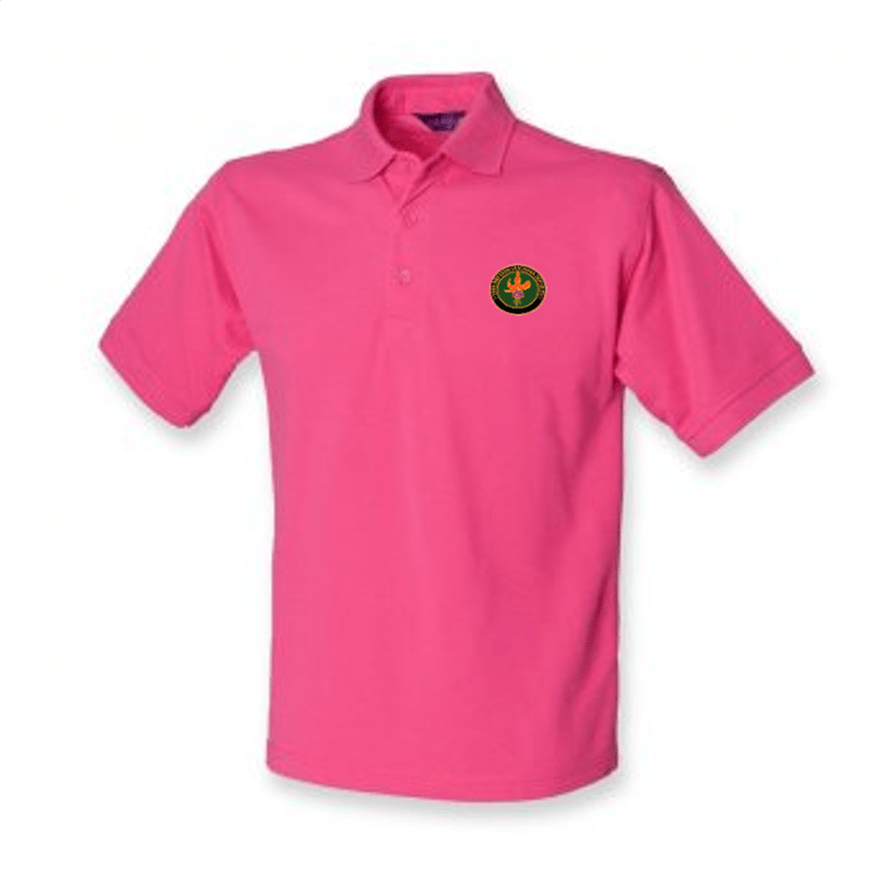 BFS Fuchsia Polo Shirt