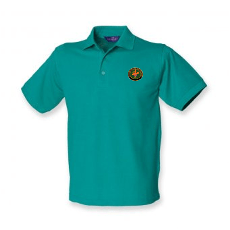 Jade Green Polo Shirt