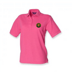 BFS Women's Fuchsia Polo Shirt