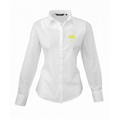 NVS Womens Blouse - Long Sleeve