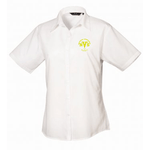 NVS Womens Blouse - Short Sleeve | The Hockey Centre