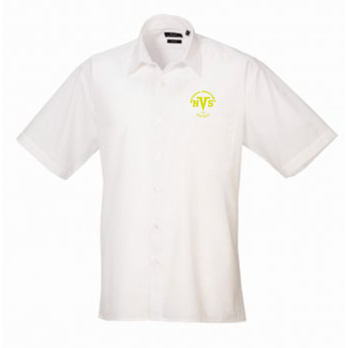 NVS Mens Shirt - Short Sleeve