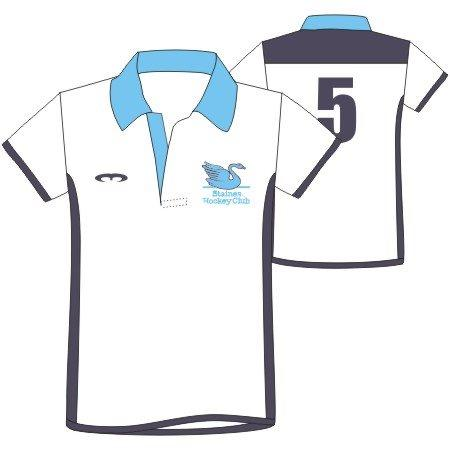 Staines Hockey Men's Playing Shirt AWAY