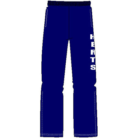 Hertfordshire County Women's Training Trousers