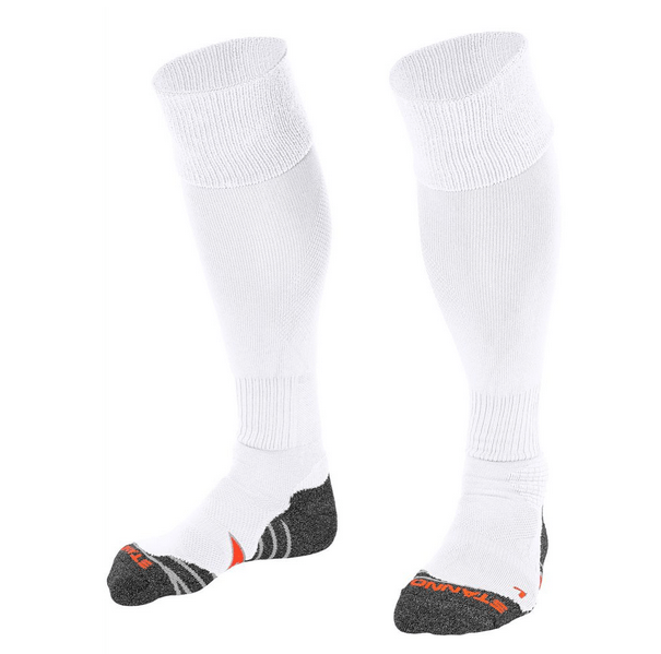 Berrylands White Club Socks