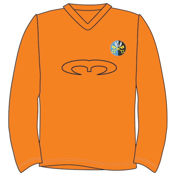Surrey HA Keeper Smock Orange