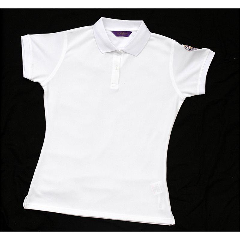 Unisex Polo Shirt White