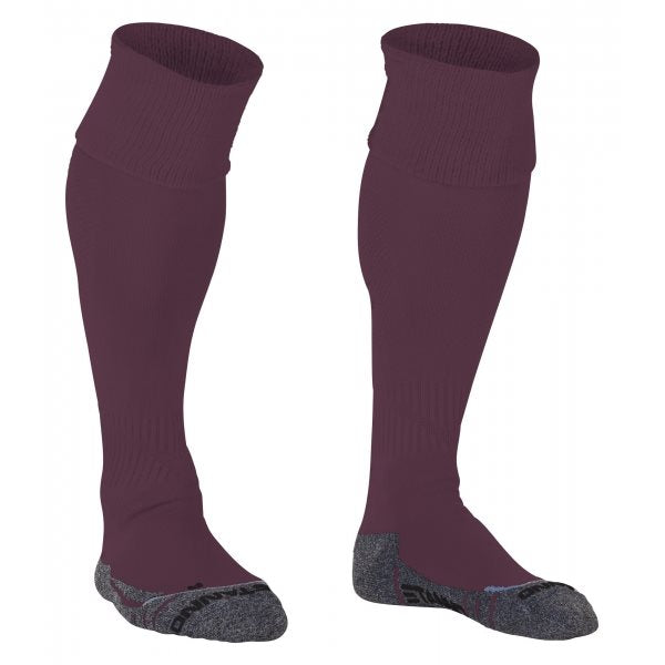 Maroon Uni Sock Jr