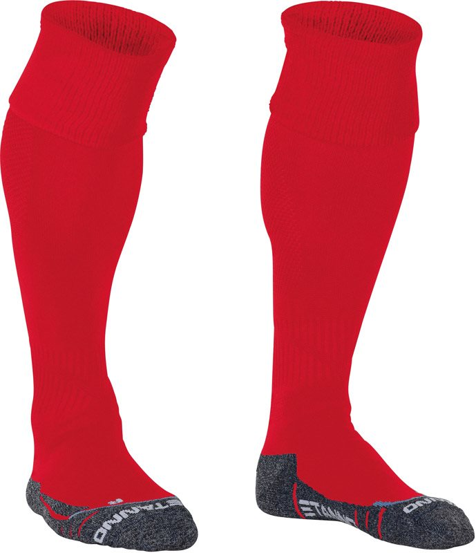 Red Uni Sock