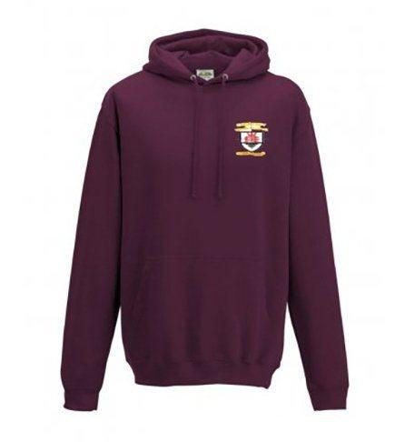 Chertsey & Thames Valley Unisex Hooded Top