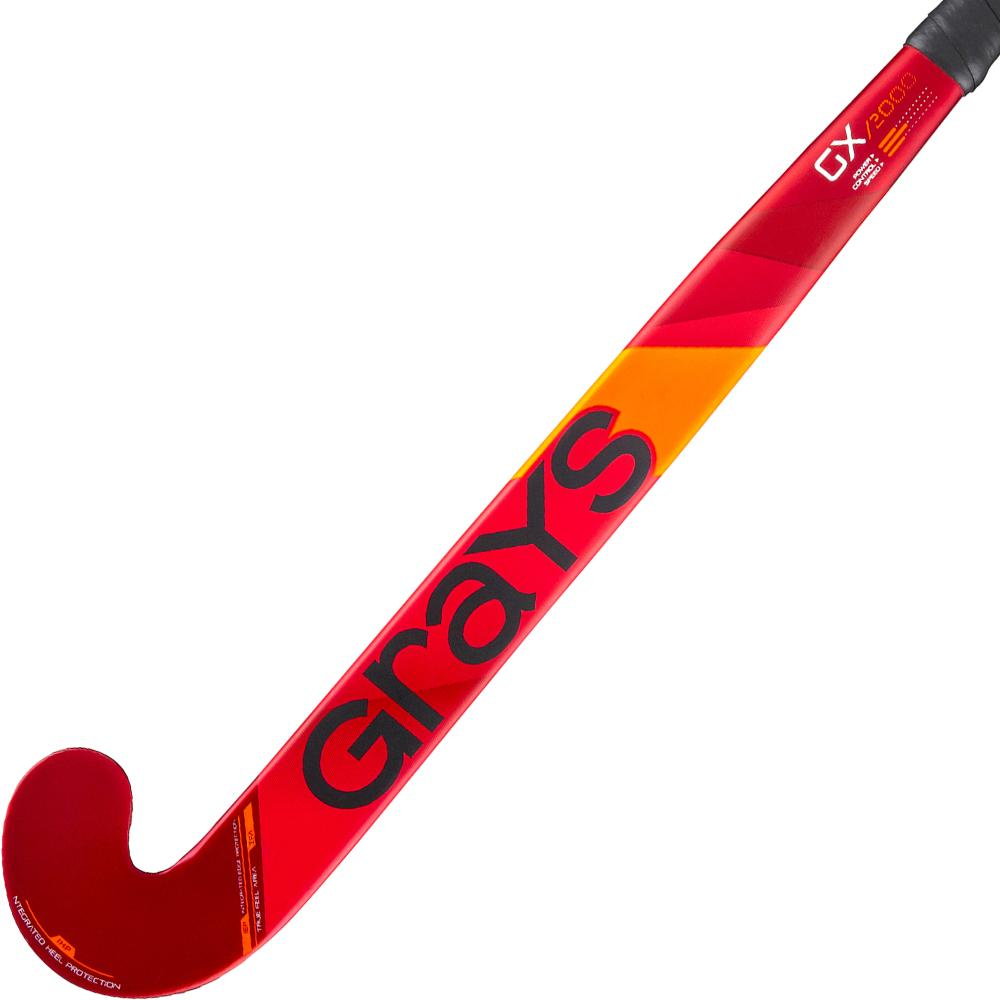 Grays GX2000 Dynabow Red 2020 Face Red