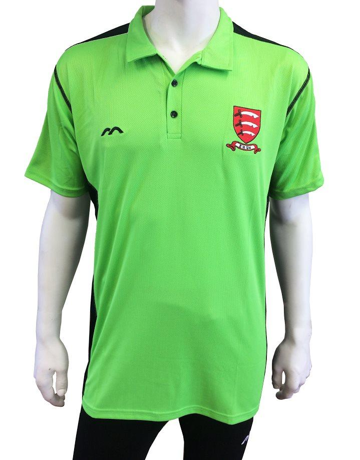 EHUA Men's Umpire Shirt Lime