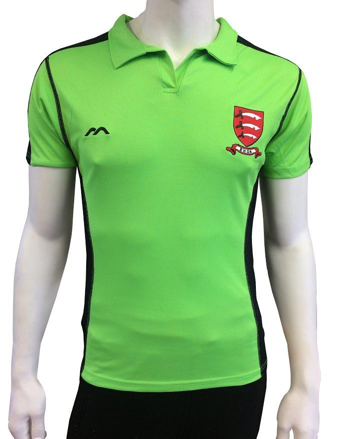 Ladies Umpire Shirt Lime