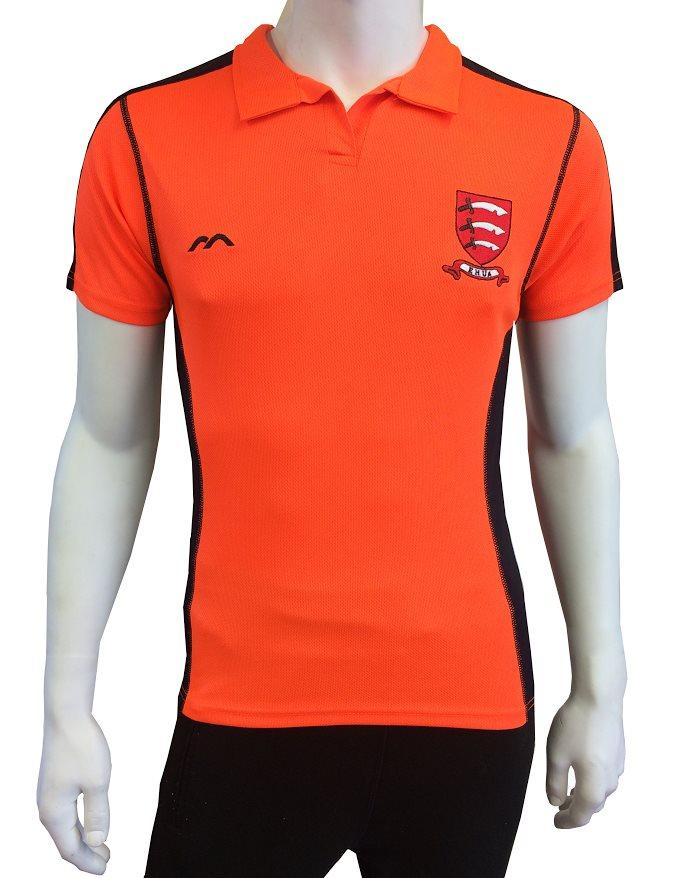 Ladies Umpire Shirt Orange