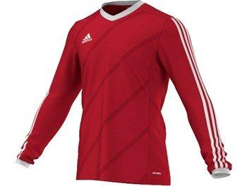 Goal Keeping Long Sleeve Smock Red