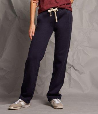 FR601 Front Row Open Hem Track Pants Women's