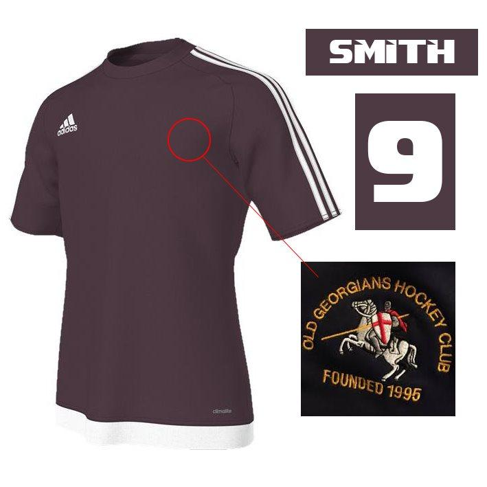 OGHC Home Playing Shirt