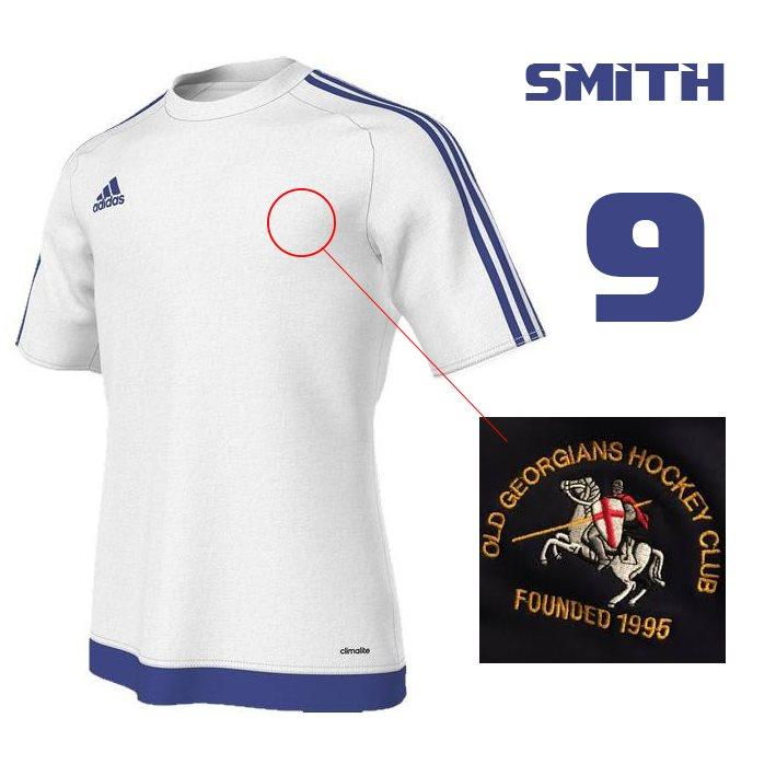 OGHC Away Playing Shirt